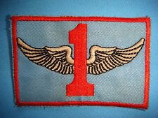 VIETNAM WAR PATCH US ARMY 1st INFANTRY DIVISION AVIATION SECTION