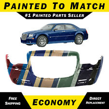 NEW Painted To Match - Front Bumper Cover Fascia for 2005-2010 Chrysler 300 5.7L