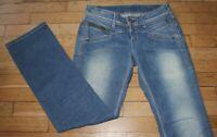 Levis 570 Jeans pour Femme W 30 - L 32  Taille Fr 40(Réf S446)