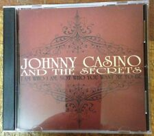 Johnny Casino I Am Who I Am Cd Off The Hip Asteroid B-612