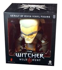 "Jinx, The Witcher Geralt of Rivia  6"" Vinyl Action Figure, New"