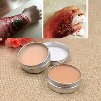 Special Effect Accessory Wax Fake Wound Fancy Dress Makeup Halloween Costume