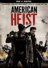 American Heist (DVD, 2015) SKU 507