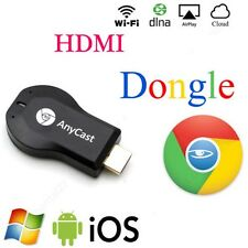 Anycast Smart Media Player TV Stick Google Chromecast Dongle Chrome Cast Mac USB