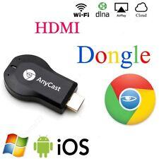 Anycast Smart Media Player TV Stick Google Chromecast Dongle Chrome Cast Mac USB