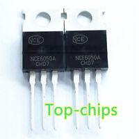5PCS NCE6050 NCE6050A TO-220 50A/60V