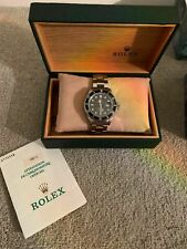 Rolex Oyster Perpetual Date Submariner with Rolex Box & Booklets