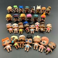 10 Pcs Random LOL Surprise Doll Lil Sisters Dolls figure Gifts xmas gifts toys