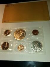 1966 Panama 6 Coin Proof Set, RARE low mintage, some silver