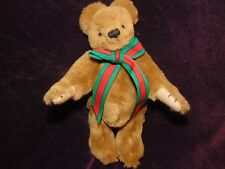 "Merrythought Ironbridge Shrops English Teddy Bear - 10"" - Jointed C Freeman Bear"