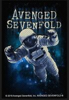 AVENGED SEVENFOLD PATCH AUFNÄHER # 14 THE STAGE 10x7cm FLICKEN ABZEICHEN