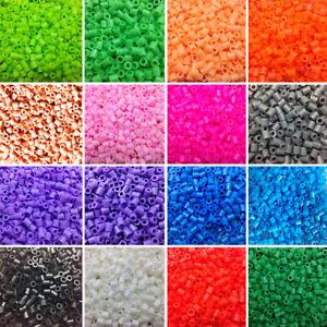 FT- 1000Pcs 5mm Perler Beads Colorful Hama Beads DIY Educational  Kid Gift S