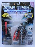 Star Trek Interstellar Action Series BORG Action Figure 1995 Playmate Toys