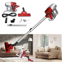 Portable Handheld Stick Vacuum Cleaner Bagless Lightweight Household Cleaner Set