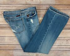 Miss Me Women's Medium Wash Straight Leg Jeans Size 29
