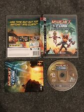 Playstation 3: Ratchet & Clank: Crack In Time (Superb Complete Condition) UK PAL