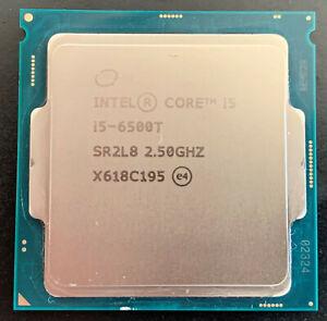CPU Intel i5-6500T FCLGA1151 35 Watt 2.5 Ghz Turbo 3.1 Ghz - 100% O.K.