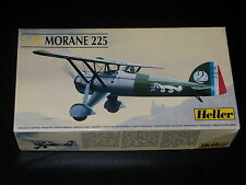MAQUETTE - MORANE 225 - HELLER - 1/72 -  MODEL KIT - COMPLETE