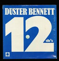 VINYL LP Duster Bennett - 12 db's / PROMO PRESSING Blue Horizon shrink VG+