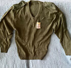 """""""Brand New"""" Iraqi Army Ministry of Defens Green Combat Sweater! Museum Quality!Original Period Items - 10953"""