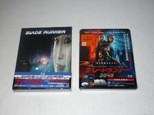 Blade Runner/Blade Runner 2049 Final Cut/First Press Blu Ray Import Sealed