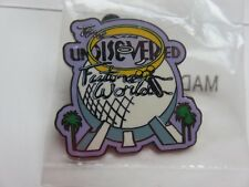 Disney Undiscovered Future World Tour Epcot Spaceship Earth Pin Trading New Bag