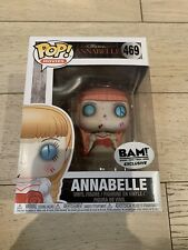 Funko Pop- Movies- Horror- Annabelle 469- Bam Exclusive