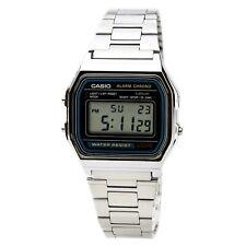 Casio Classic A158WA-1 Digital Wristwatch for Men - Silver