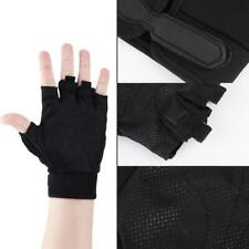 1Pair Unisex Sport Weight Lifting Gloves For Workout Gym Cross Training Pull Ups