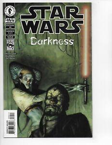 STAR WARS #35 DARKNESS  DARK HORSE COMICS