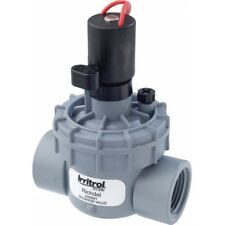 Irritrol RICHDEL-2400 SOLENOID VALVE 25mm Female Thread, 12v DC Latching Coil