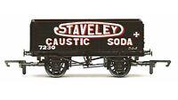 Hornby R6811 Staveley Soda 7 Plank SWB Freight Wagon OO Gauge