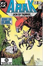 Arak Son of Thunder Comic Book #19 DC Comics 1983 NEAR MINT NEW UNREAD