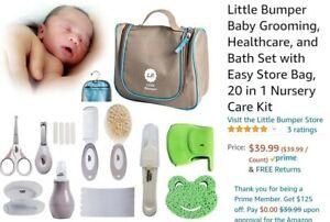 Little Bumper Baby Grooming, 20 in 1 Nursery Care Kit