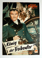 IFB #4990 - KÖNIG DER FREIBEUTER / The Buccaneer * FILMPROGRAMM -MOVIE-PROGRAM