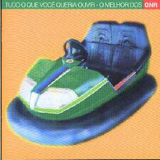 GNR - TUDO O QUE VOCˆ QUERIA OUVIR: O MELHOR DOS GNR NEW CD