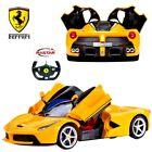 Yellow La Ferarri Front and Rear Headlights 1/ 14 Scale Rastar RC Car