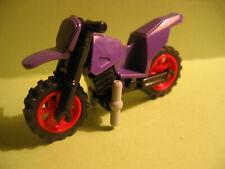 Lego Motorrad Crossbike 50859/50860 purple lila z. B. für Ninja 70641