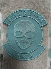 D-CO 1st BN 5th Special Forces Group Ghosts Klett Aufnäher Patch Army Military