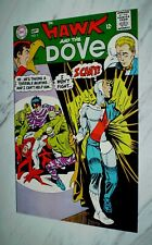 Hawk and the Dove #1 NM+ 9.6 OW pgs 1968 DC Ditko cover and art