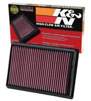 BM-1010 K&N Replacement Air Filter BMW S1000RR; 2010 (KN Powersports Air Filters
