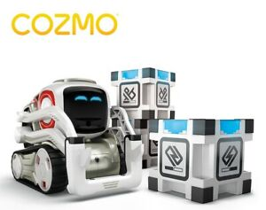 "Cute Anki Cozmo Robot ""A Bit Like Walle"" Only Used A Few Times RRP £199"