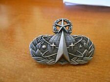 """United States Air Force Master Space and Missile Lapel Badge by GI (Krew) 2"""""""