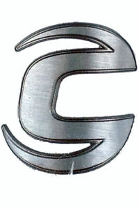 Cannondale Alloy Headtube Head Badge Decal - Small