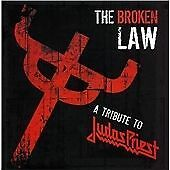 Various Artists - The Broken Law A Tribute To Judas Priest CD * NEW and sealed *
