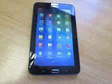 Samsung Galaxy Tab 3 Lite SM-T116 8GB, Wi-Fi + 3G (Unlocked), 7in Grey-Used D586