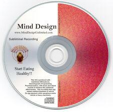 Start Eating Healthy - Subliminal Audio Program - Make Healthier Food Choices Mo