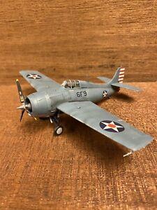 1/72 Airfix F4F-4 Wildcat Built