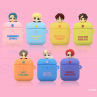BTS Official Authentic Goods CHARACTER Figure Airpods Case + Tracking Number