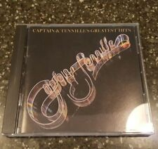 Captain & Tennille's Greatest Hits 1977 A&M Records Gently Used CD